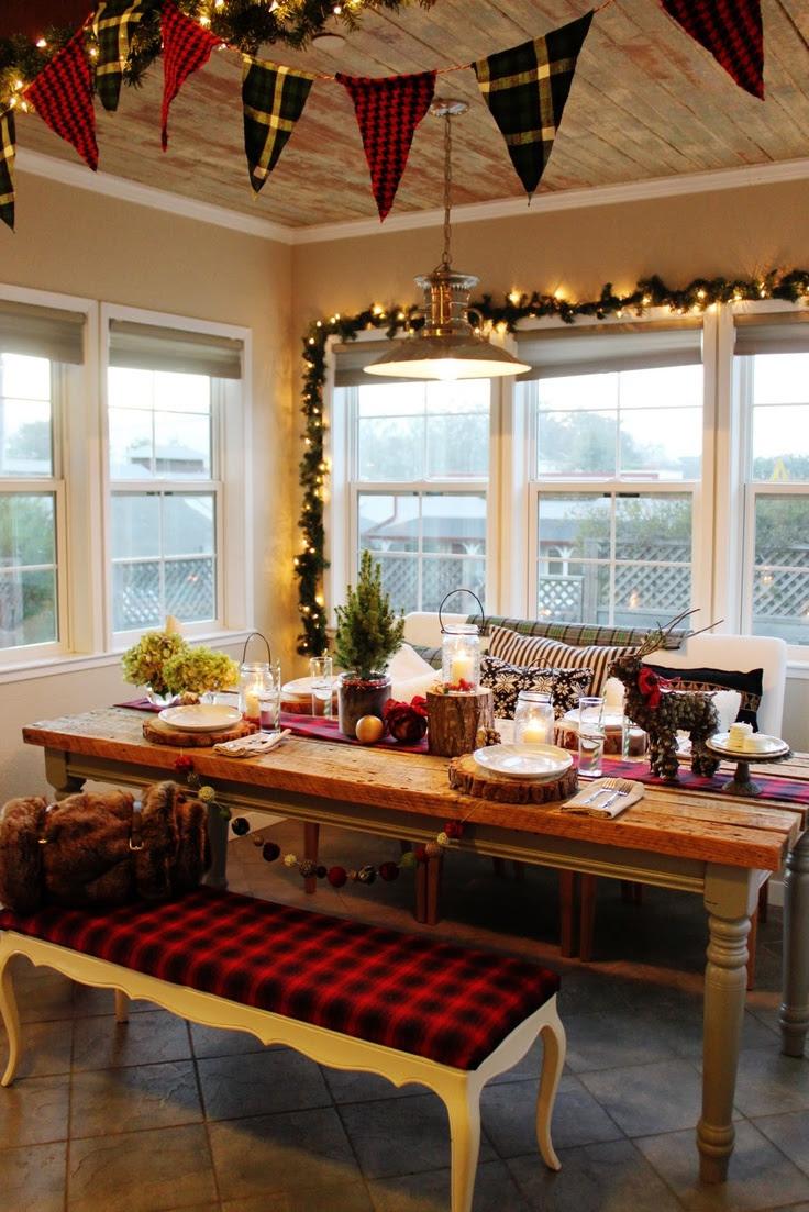 40 Cozy Christmas Kitchen Décor Ideas  DigsDigs
