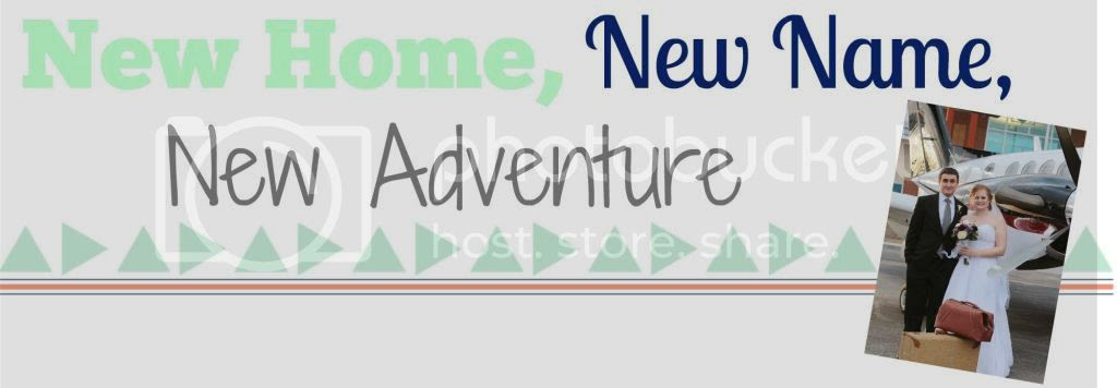 New Home, New Name, New Adventure