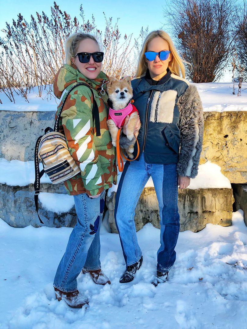 photo beckermangirls-beckermantwins-canada-twins-bloggers-canada-toronto-snow-saintlaurentbag-marni-pumaglasses-sandyliang.jpg