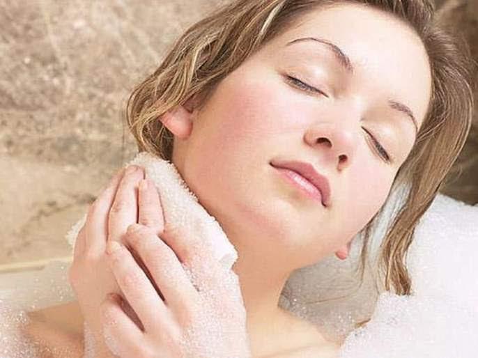 5 amazing benefits of take bath with salty water | थंडीच्या दिवसात कोमट पाण्यात मीठ टाकून आंघोळ करण्याचे ५ फायदे!