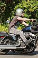 josh hutherson kicks off holiday weekend with bike ride 03