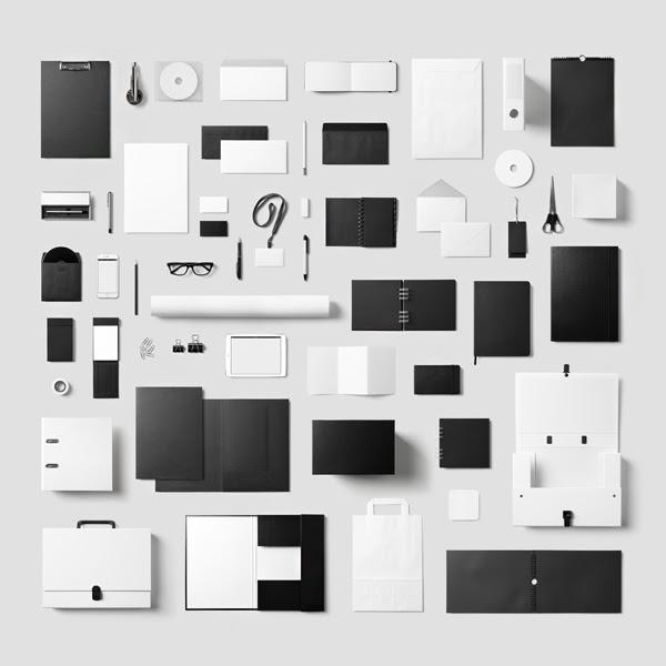 00_corporate branding stationery mock up