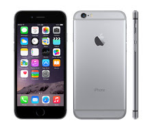 Apple  iPhone 6 | 1 Year Apple India Warranty | 32 GB  | Space Gray | Smartphone