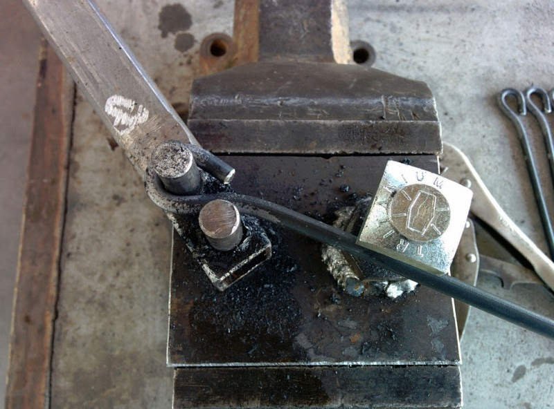 как сделать станок для гибки арматуры