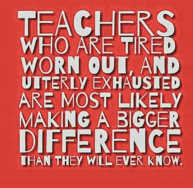 It's spring...how can principals support your teachers ...