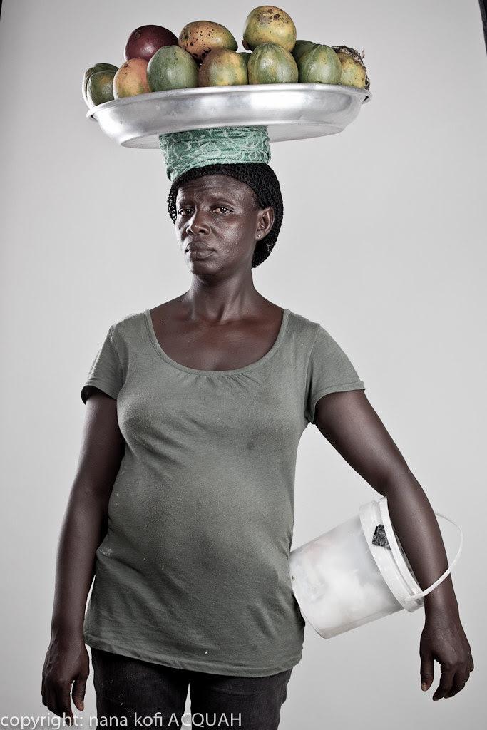 Hard Working Ghanaian #1