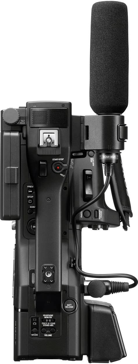 Sony Announces the NEX EA50 Full HD Pro Cinematic Event