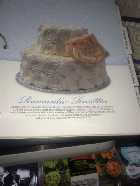 walmart wedding cake    likes pinterest