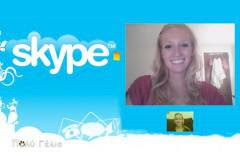 Ανεκδοτάκια: 2 Ξανθιές και Skype