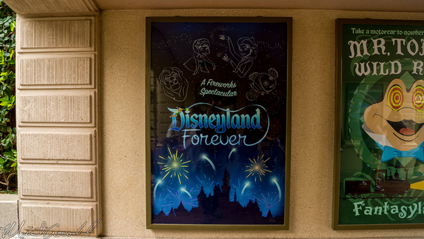 Disneyland Resort, Disneyland60, 60, Anniversary, 24, Hour, Party, Celebration, Kick, Off, Disneyland, Forever, Firework, Poster