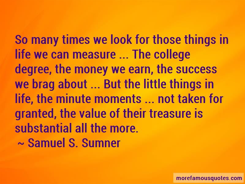 Quotes About Things Taken For Granted Top 42 Things Taken For