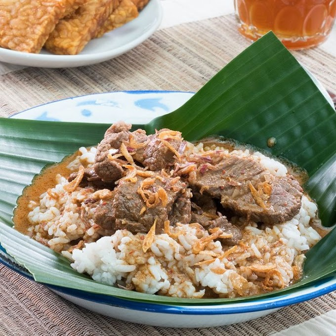 35+ Resep Masakan Khas Daerah Indonesia Pics