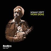 Sonny Stitt – 'Work Done'