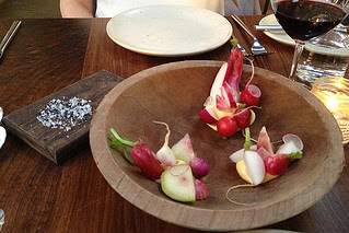Central Kitchen - Radish salad