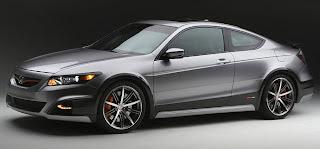 Honda accrod coupe