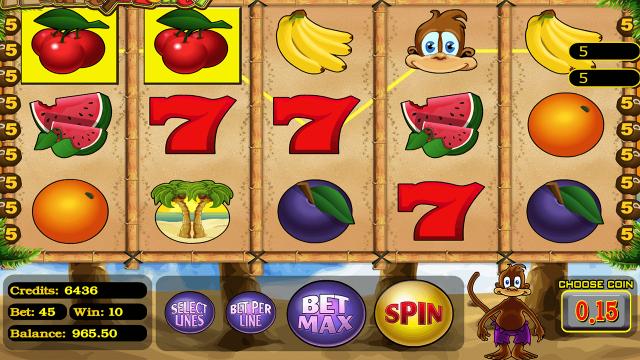 Игровые автоматы обезьянки играть бесплатно и без регистрации с кредитом 5000