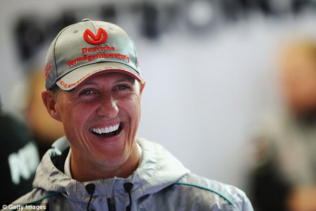 The Formula 1 legend has reportedly had nearly £14 million worth of treatment since the crash three years ago