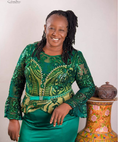 Patience Ozokwor celebrates her 62nd birthday with lovely photos