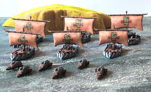 Orc fleet