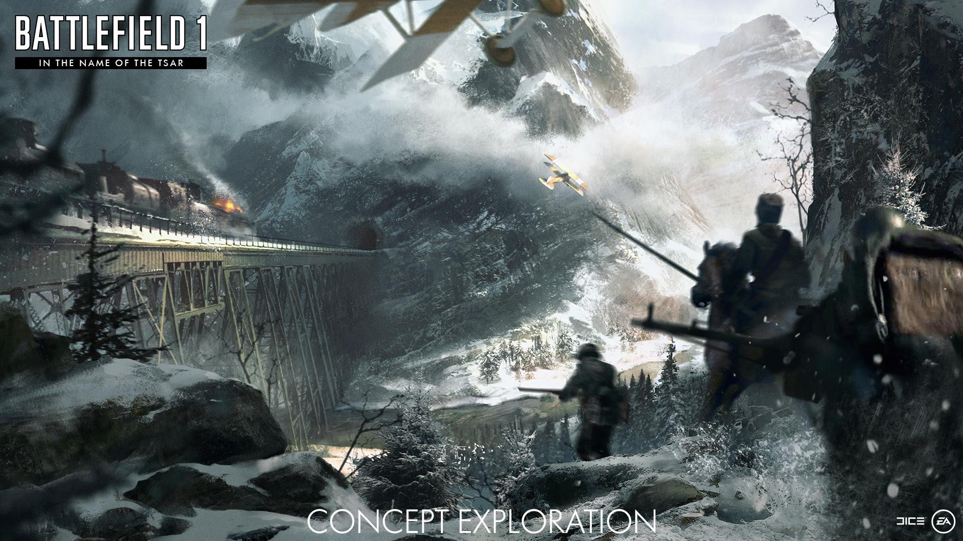 Battlefield 1 All Future Dlc Now Announced On Xboxone Hq Com