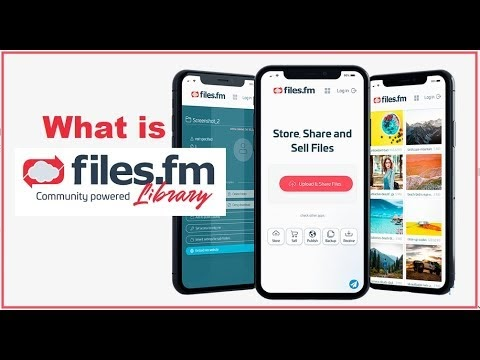 Files.FM ICO Review