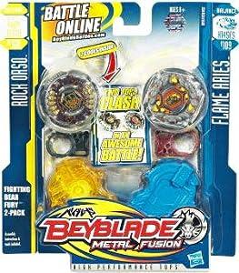 Amazon.com: Beyblade Metal Fusion Battletop Faceoff ...