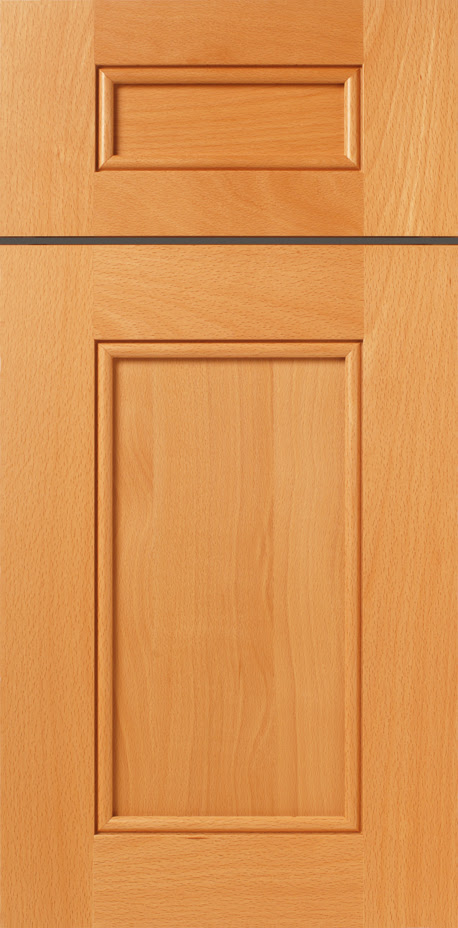 Shaker Mission Cabinet Doors with Beaded Edge   WalzCraft