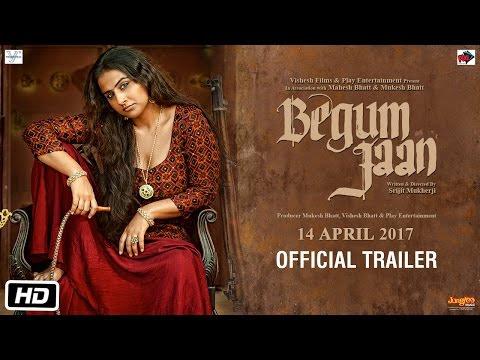 Begum Jaan | Official Trailer | Vidya Balan | Srijit Mukherji - YTPak