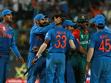 Bangladesh pulled off an unlikely loss against India. Solaris Images