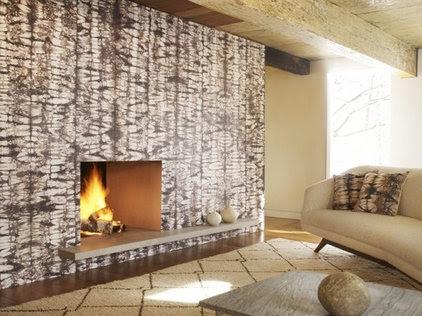 wallpaper by Vivid Interior Design - Danielle Loven