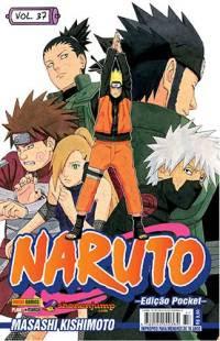 Naruto Pocket 37 - Panini