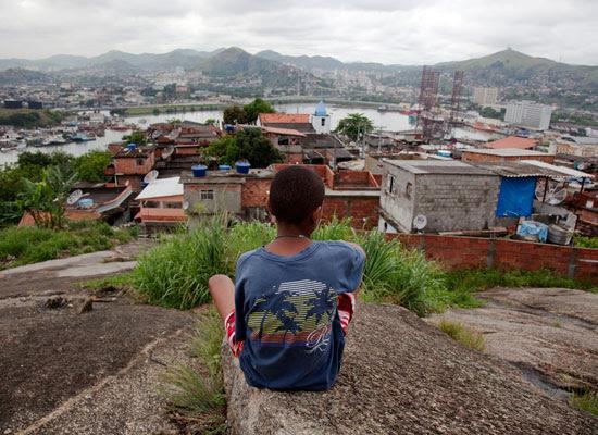 Teenagers in Brazil ignacio
