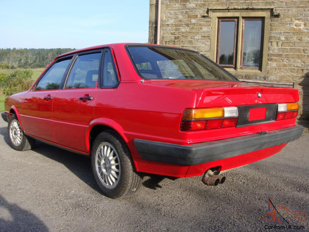 Audi 80 Quattro For Sale 1984