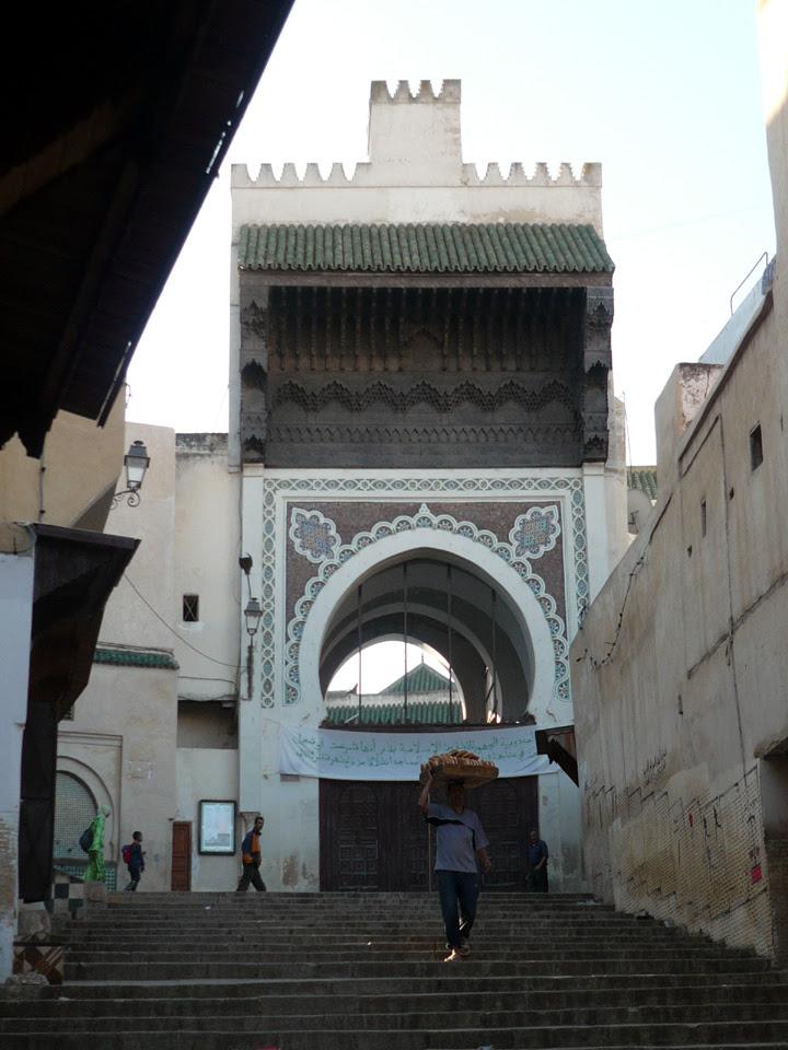 Mezquita de los andaluces (Fez)