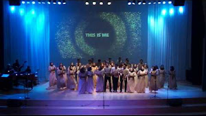 UHAMKA Choir - This Is Me (The Greatest Showman) | 12th Annual Concert