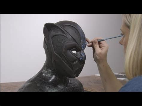 Black Panther Cake in 60 Seconds   YouTube