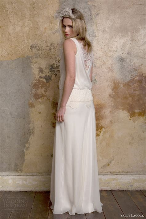 Sally Lacock Vintage Inspired Wedding Dress Collection