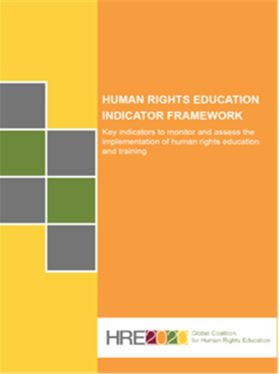 Human Rights Education Indicator Framework