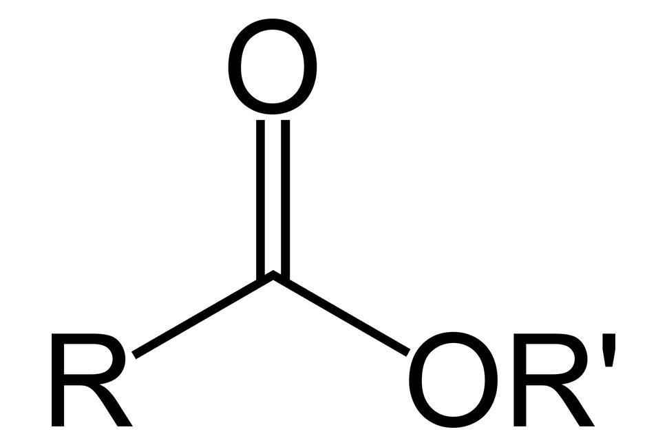 Ester Alkil Alkanoat R Coo R Chemistry 35
