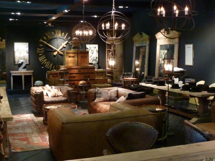 Steampunk Tendencies | Timothy Oulton