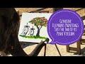 Genuine Elephant Paintings By Elephants