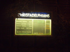 Christadelphians