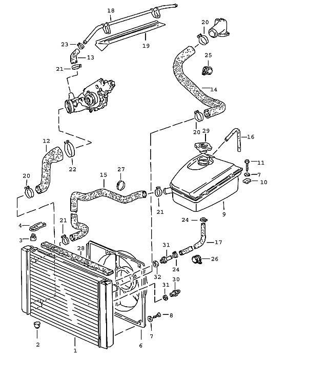 Porsche 924 Engine Diagram