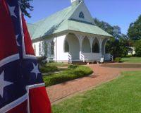 Demand the VMFA return the Confederate Battle Flags to the portico of the Confederate War Memorial