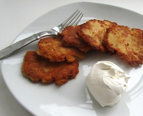 Lazilicious Salmon-Potato Cakes