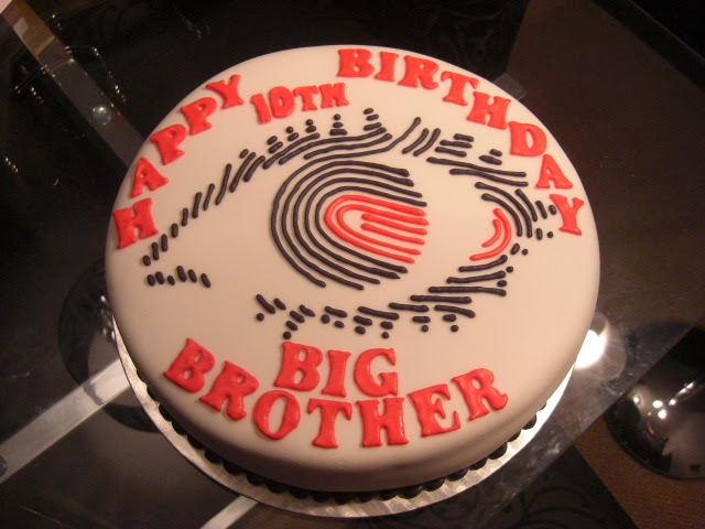 Birthday Cake For Brother Boory