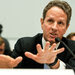 Timothy F. Geithner, the Treasury secretary, answered questions from lawmakers on Wednesday.