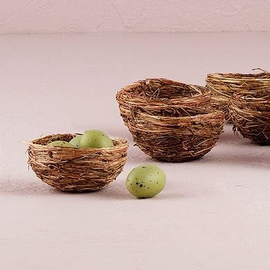 Mini Bird's Nest Party or Wedding Favors   The Knot Shop