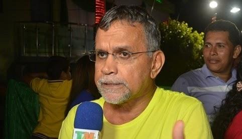 Ausência do ex-prefeito Dr.João Batista ofuscou o evento de lançamento do pré-candidato do grupo do prefeito Cascaria.