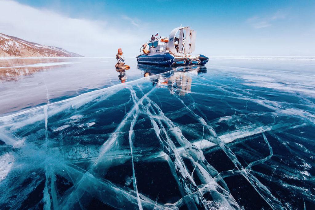 A beleza do lago mais profundo e antigo da Terra: o Baikal 12